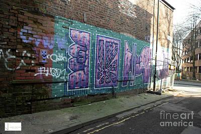 Photograph - Manchester Photo 47 by Jenny Potter