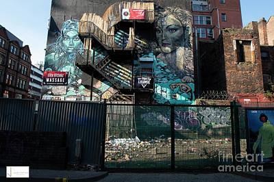 Photograph - Manchester Photo 5 by Jenny Potter