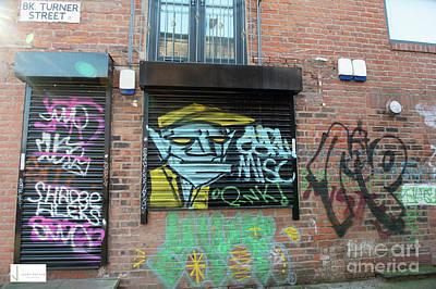 Photograph - Manchester Photo 52 by Jenny Potter