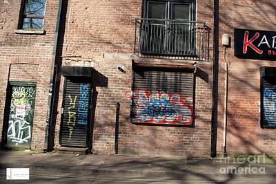 Photograph - Manchester Photo 54 by Jenny Potter