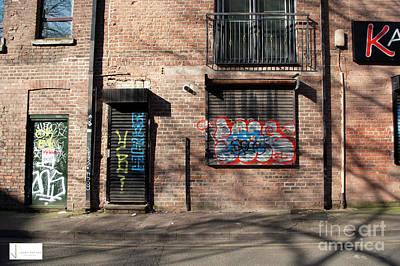Photograph - Manchester Photo 55 by Jenny Potter