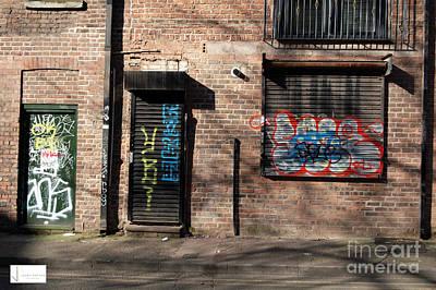 Photograph - Manchester Photo 56 by Jenny Potter