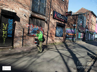 Photograph - Manchester Photo 60  by Jenny Potter