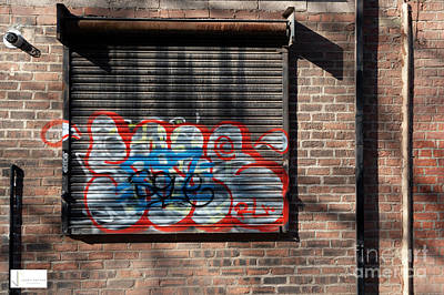 Photograph - Manchester Photo 61 by Jenny Potter