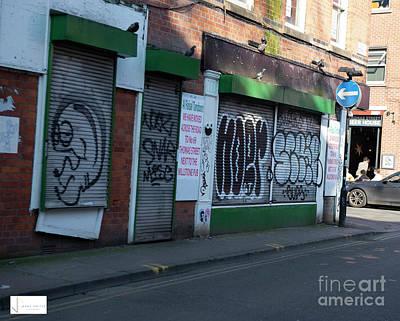Photograph - Manchester Photo 63 by Jenny Potter