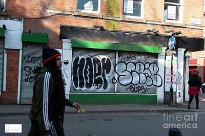 Photograph - Manchester Photo 66 by Jenny Potter