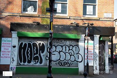 Photograph - Manchester Photo 68 by Jenny Potter