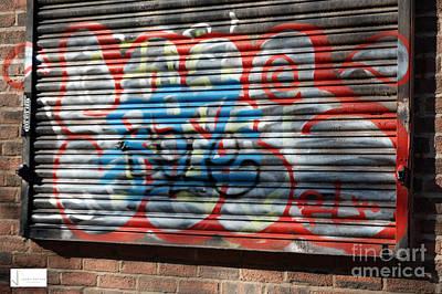 Photograph - Manchester Photo 70 by Jenny Potter