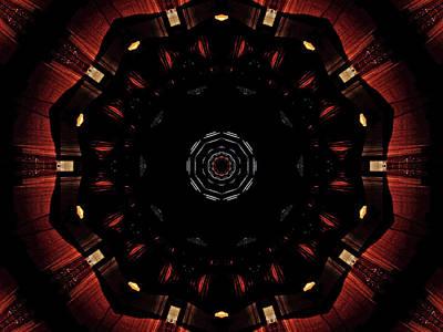 Photograph - Mandala 1 by Jorg Becker