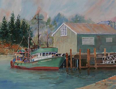 Mangonui Harbour Original