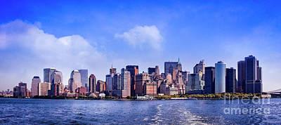 Photograph - Manhattan by Scott Kemper