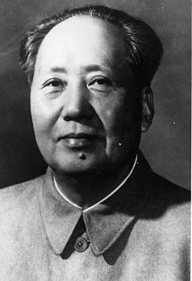Mao Tse-tung Art Print by Keystone