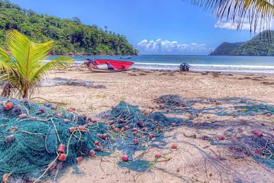 Photograph - Maracas Beach, Trinidad by Nadia Sanowar