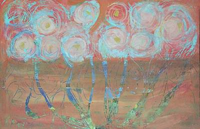 Painting - Marfa Lights by Cherylene Henderson