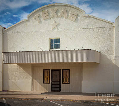Photograph - Marfa Texas by Inge Johnsson