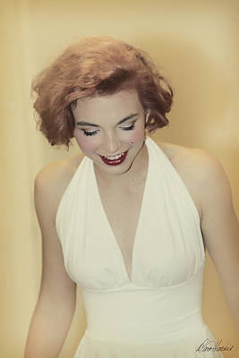 Photograph - Marilyn by Diana Haronis
