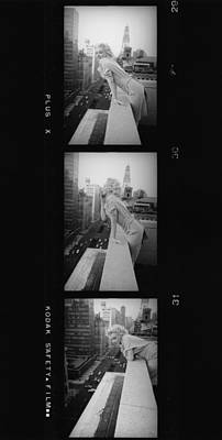 Hotel Photograph - Marilyn Monroe by Michael Ochs Archives