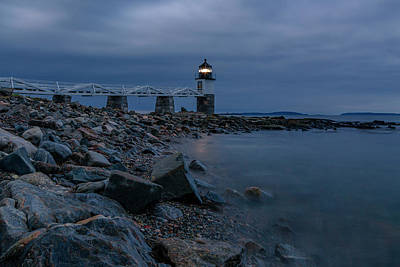 Photograph - Marshall Point Just Before Dawn by ProPeak Photography