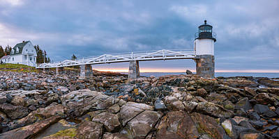 Photograph - Marshall Point Panorama by ProPeak Photography