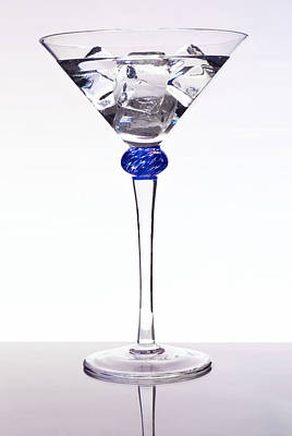Photograph - Martini by Perry Correll