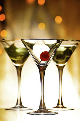 Photograph - Martini by Svetikd