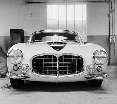 Photograph - Maserati by Thurston Hopkins