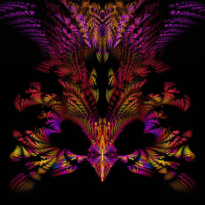 Jodi Diliberto Royalty-Free and Rights-Managed Images - Mask for a Masquerade by Jodi DiLiberto