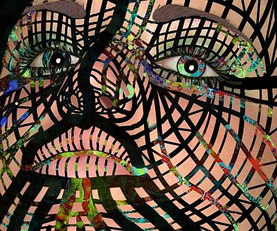 Mask I Am So Much More Than You See Art Print