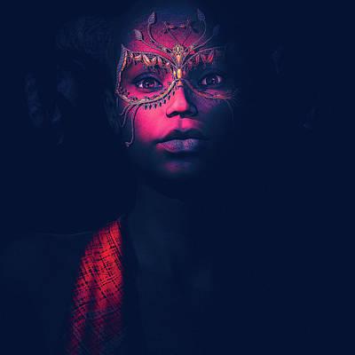 Photograph - Mask Of Dreams by Bob Orsillo