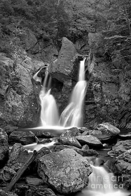 Photograph - Massachusets Bash Bish Falls by Adam Jewell