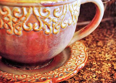 Photograph - Massive Cuppa by JAMART Photography