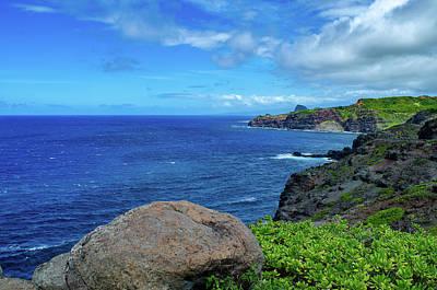 Photograph - Maui Coast II by Jeff Phillippi