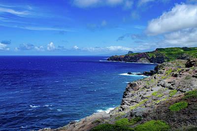 Photograph - Maui Coast by Jeff Phillippi