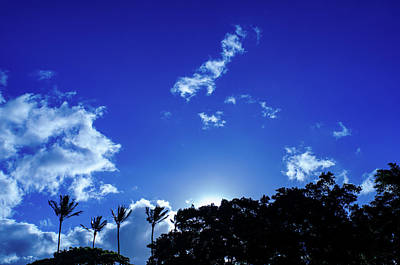 Photograph - Maui Sky by Jeff Phillippi