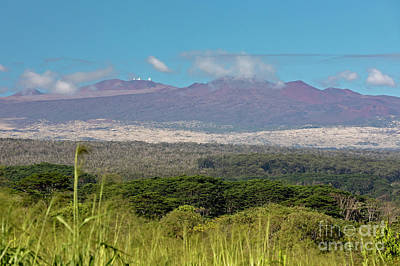 Photograph - Mauna Kea by Jim West