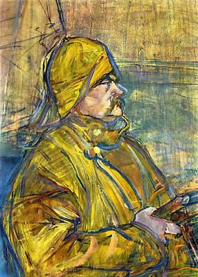 Michael Jackson - Maurice Joyans - 1900 - Musee Toulouse-Lautrec - Albi - Painting - oil on board by Henri de Toulouse-Lautrec