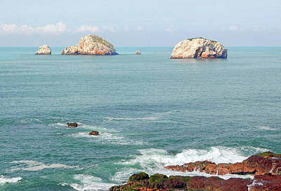 Photograph - Mazatlan Seaside View by Emmy Marie Vickers