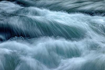 Photograph - Mcdonald Rapids by Todd Klassy