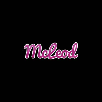 Zen - McLeod #McLeod by TintoDesigns