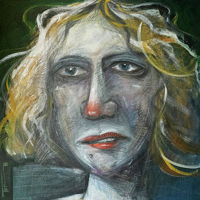 Painting - Me Too by Tim Nyberg