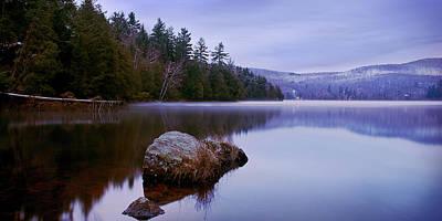 Gatineau Park Photograph - Meech Lake by Justin Van Leeuwen