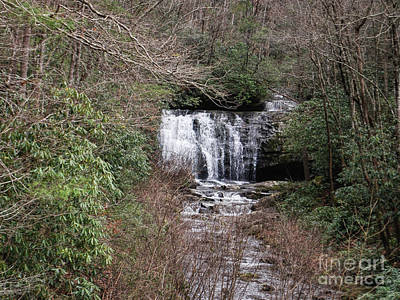 Photograph - Meigs Falls by Phil Perkins