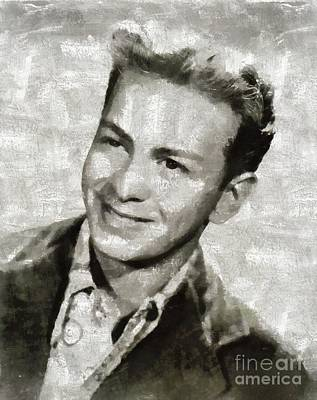 Travel - Mel Torme, Music Legend by Esoterica Art Agency