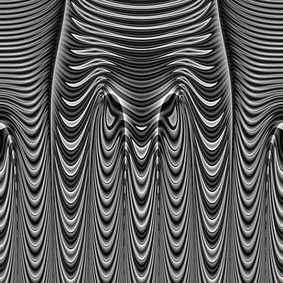 Digital Art - Melopments by Andrew Kotlinski
