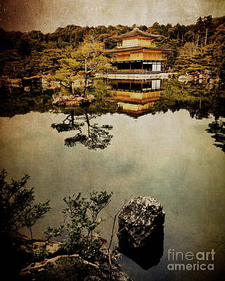 Photograph - Memories Of Japan 1 by RicharD Murphy