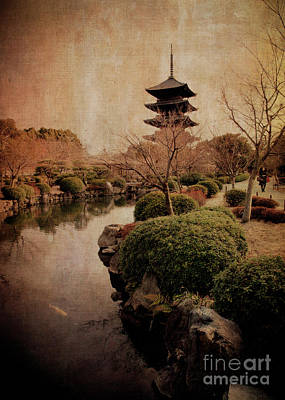 Photograph - Memories Of Japan 2 by RicharD Murphy