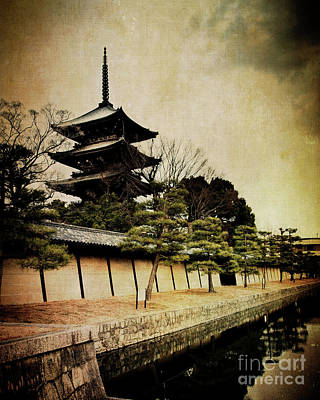 Photograph - Memories Of Japan 4 by RicharD Murphy