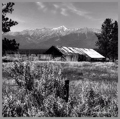 Photograph - Memories Of The Ranch by Jennifer Lake