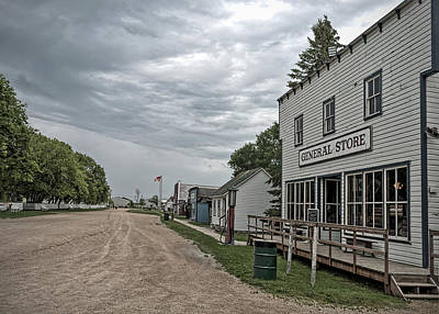 Photograph - Mennonite Heritage Center by Phyllis Stokes