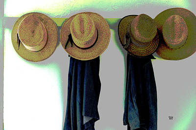 Granger - Mens Straw Hats by Charles Shoup